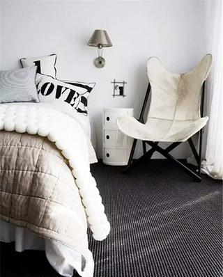 11个卧室地毯效果图 舒适温暖从地面开始12/12