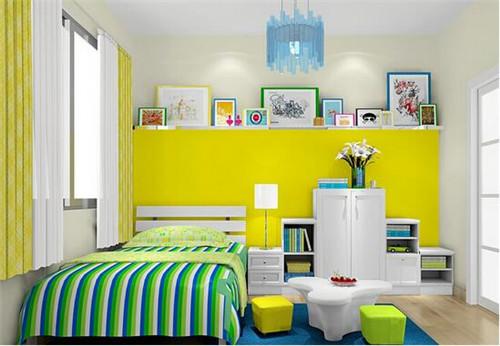 学生卧室装修效果图 5款你喜欢的学生卧室设计图片