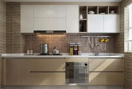 小户型厨房装修效果图 4-6平米小户型厨房装修设计