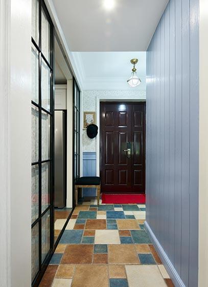 走廊装饰柜设计参考图