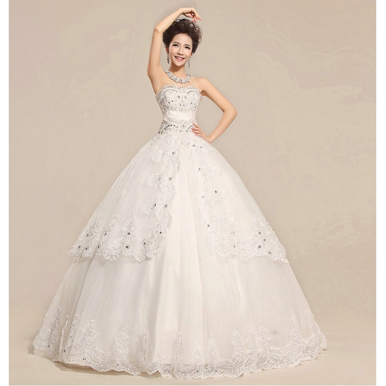 2016年最新婚纱礼服款式有哪些 婚纱礼服该如何选择