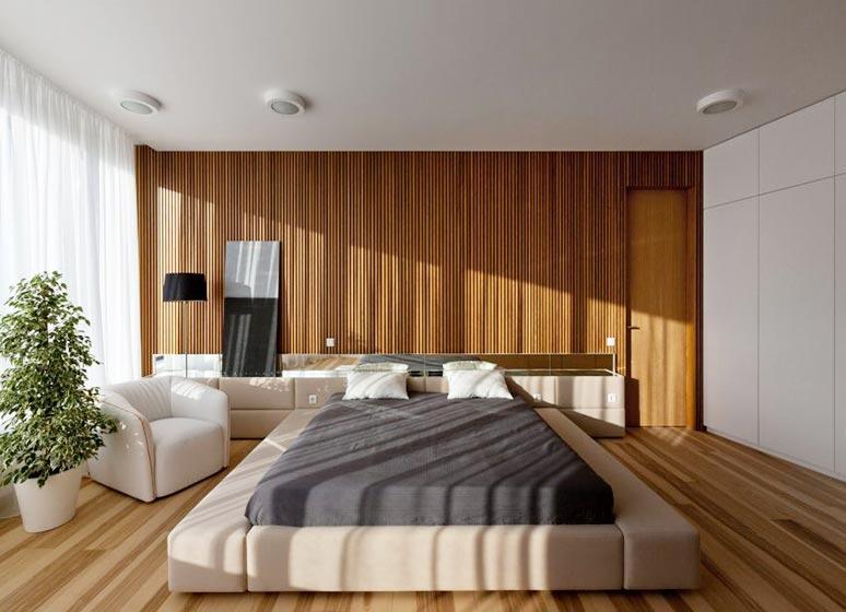 床头背景设计平面图