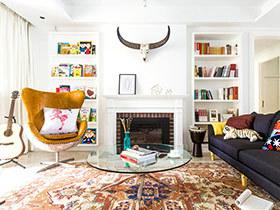 188平北欧风格公寓装修图 环保与趣味满分