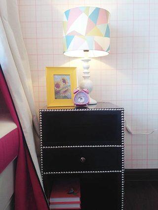波普风床头柜装饰图片大全
