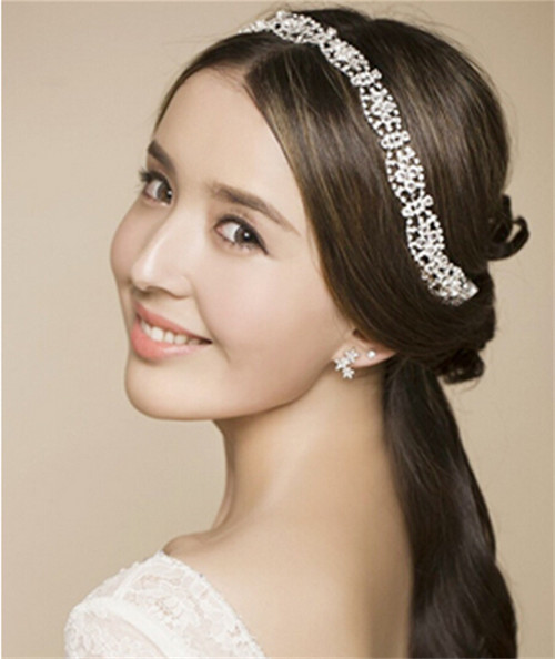 韩式新娘发型图片2016 韩式新娘发型步骤图解图片