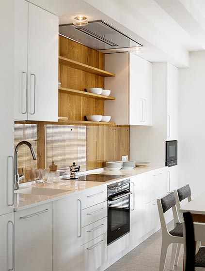 白色厨房装修装饰图片