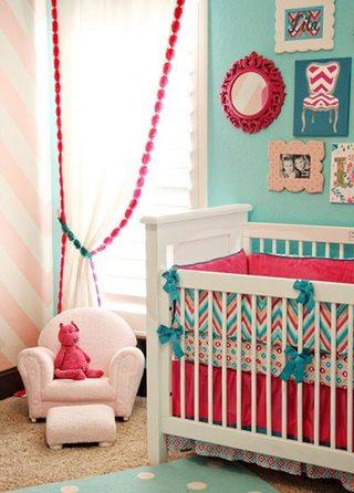婴儿房设计装修图