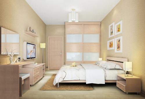 背景墙 房间 家居 起居室 设计 卧室 卧室装修 现代 装修 500_341
