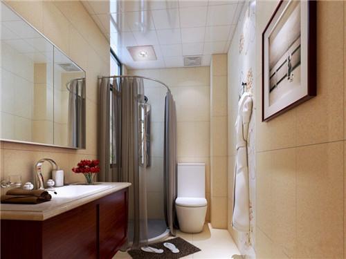 卫生间装修效果图 2017年时尚卫生间装修设计案例