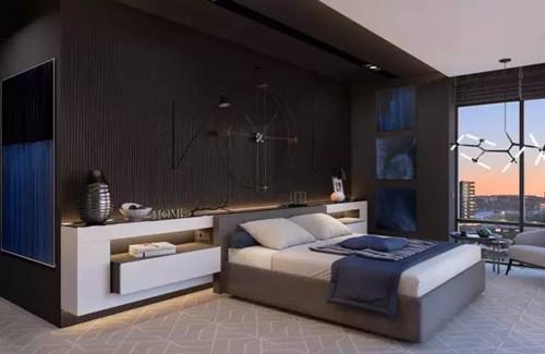 屋内装修效果图 小型卧室设计0.1㎡都不放过