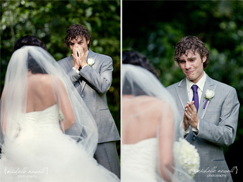 婚礼跟拍新郎拍摄技巧 新郎该怎么配合拍摄图片