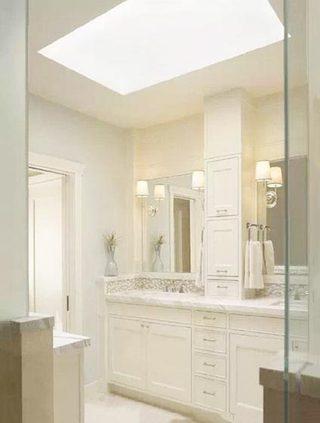 浴室设计构造图