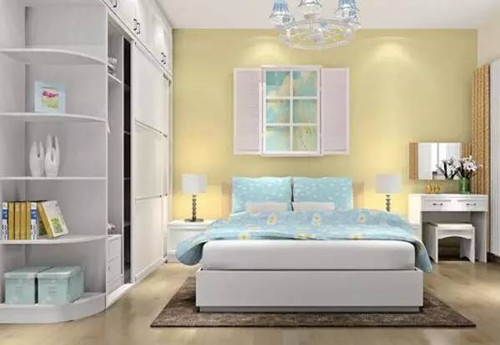 卧房装修效果图 10平卧室装修要不要这么美