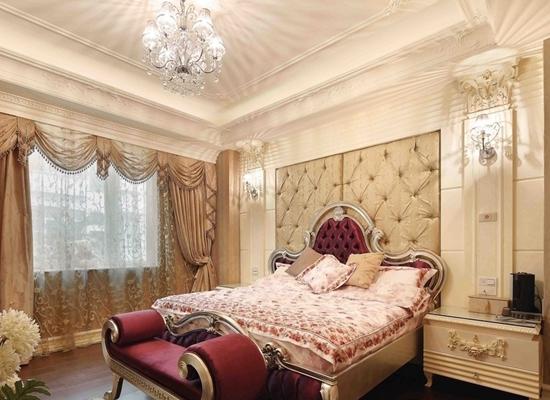 欧式风格 编辑小结:婚房卧室的布置说难也不难,就是东西和要求会比较