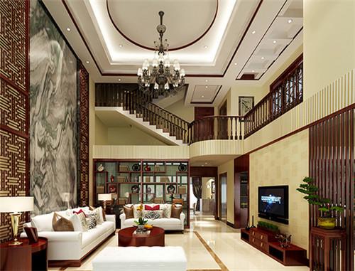 复式楼装修公司选择要点 几款超美复式楼装修效果图