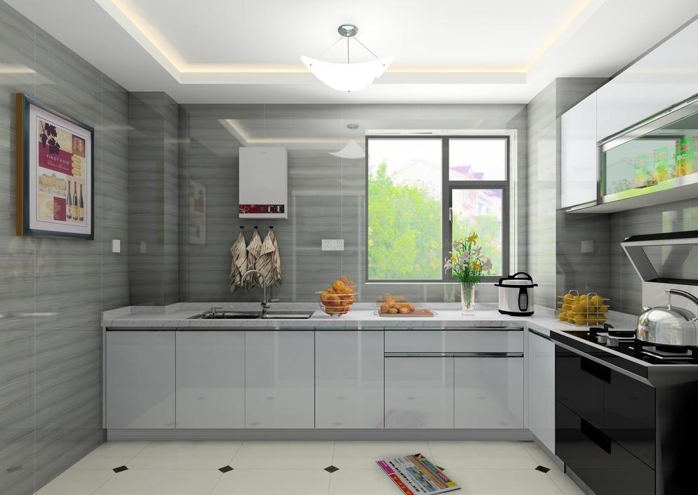 l型橱柜推荐 小空间打造完美l型厨房