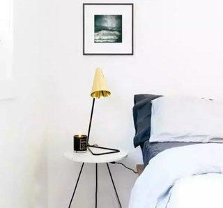 椅子床头柜装修装饰效果图