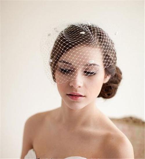 欧式新娘发型图片 欧式复古新娘发型大全