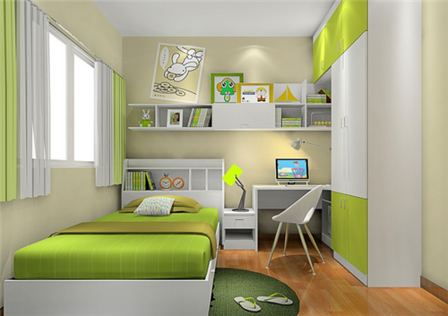 10平米儿童房装修效果图 2016超美儿童房装修设计