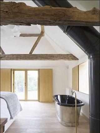 卧室浴室设计构造图