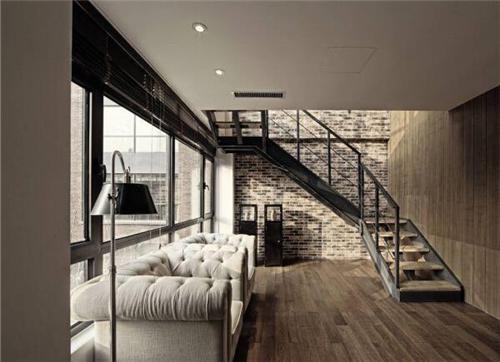 复式楼梯装修效果图 复式楼梯设计享受浪漫小情调