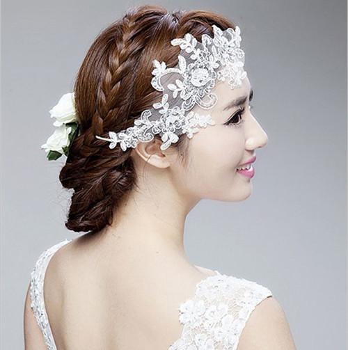 新娘妆造型图片大全 创意新娘妆造型注意事项