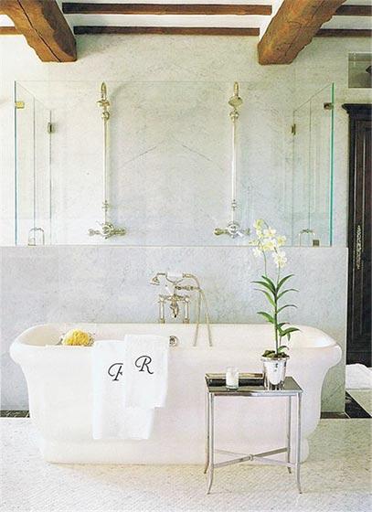 小清新浴室图片大全