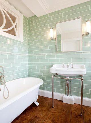 浴室设计欣赏图