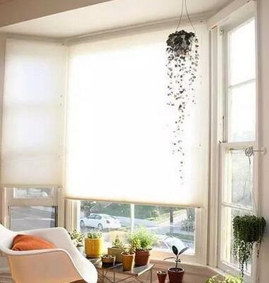 客厅落地窗装修效果图 惬意的客厅装修