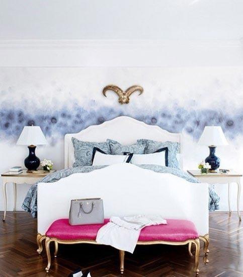 卧室背景墙图片大全
