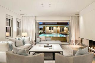 简约风格别墅装修客厅设计图