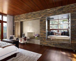卧室飘窗设计实景图