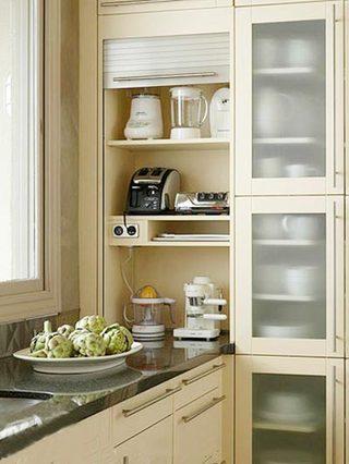厨房橱柜收纳设计欣赏图
