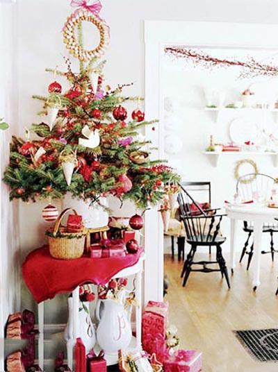圣诞餐厅设计图片大全