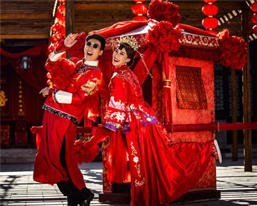 中式婚礼花轿种类有哪些 花轿迎亲的规矩