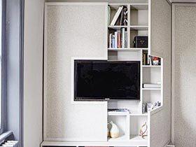 精彩总在背后  电视墙装修效果图大全