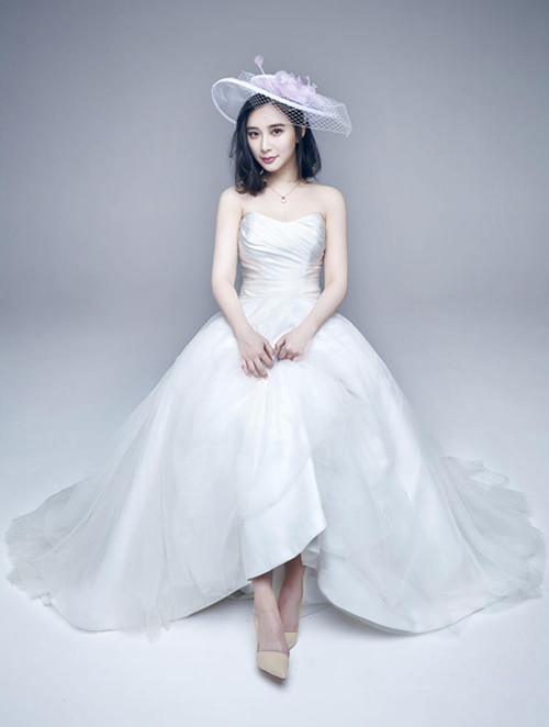 婚纱图片大全欣赏 如何挑选适合自己的婚纱图片
