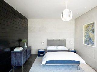 单人卧室搭配设计构造图