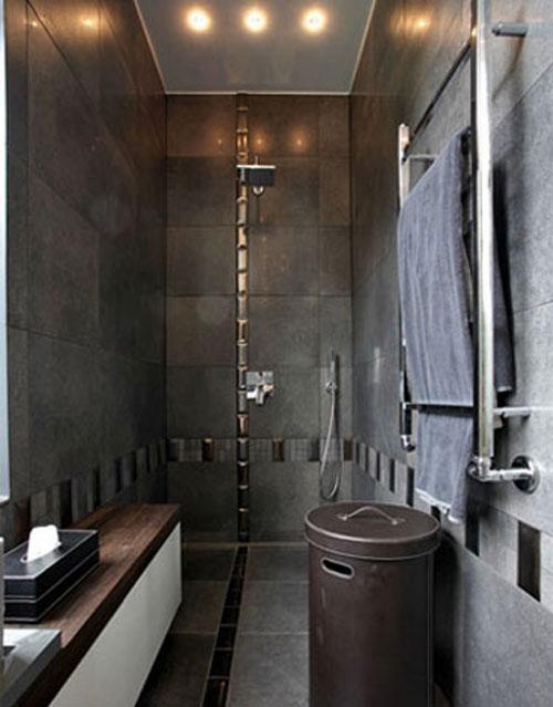 卫生间装修效果图 3平米卫生间装修主要看气质