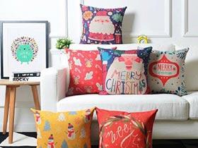 圣诞狂欢日  10个圣诞装饰品布置图