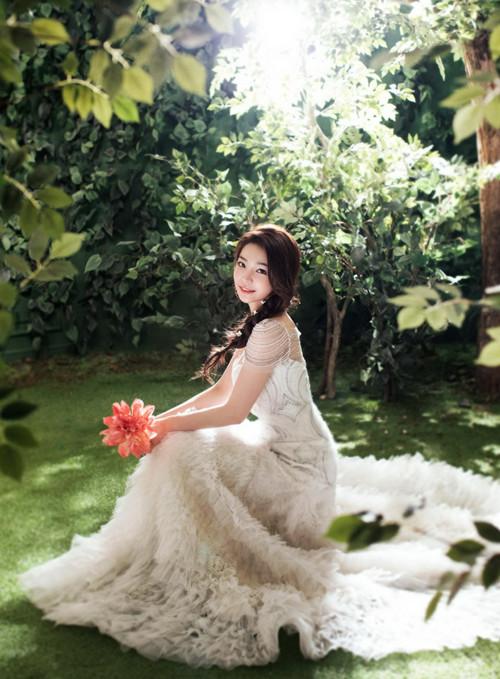 婚纱照风格大全 2017婚纱照流行的风格有哪些图片