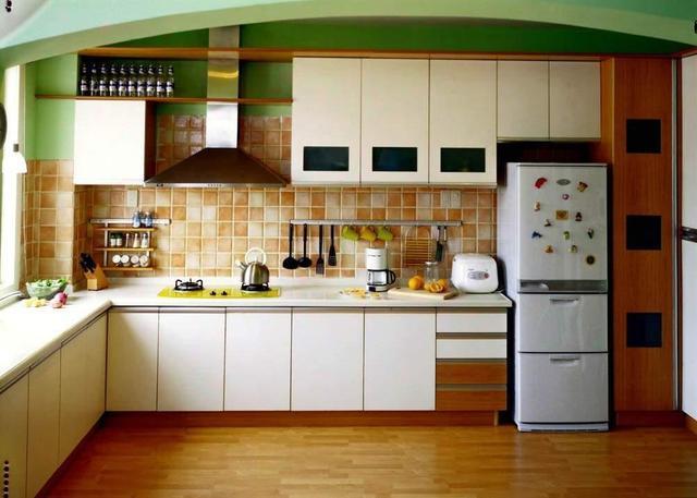 美式风格厨房装修效果图 大爱的美式厨房装修案例