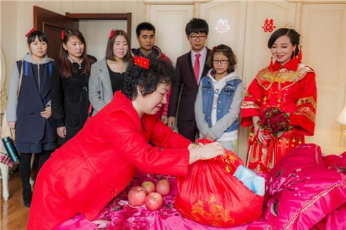 中国式婚礼禁忌有哪些 怎么布置中式婚礼现场图片