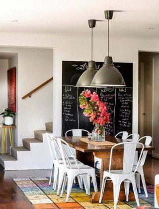 阁楼餐厅设计平面图