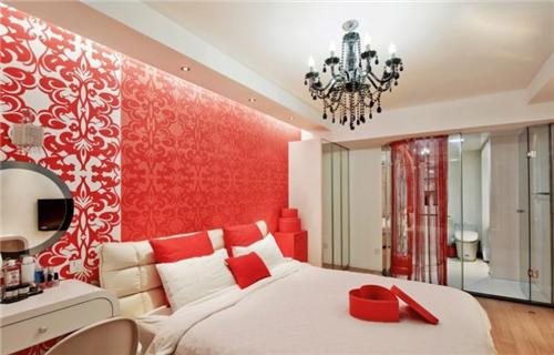 100平方米装修效果图 100平时尚婚房装修案例