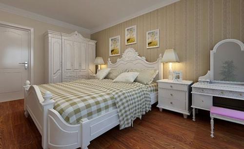10平方米卧室装修图 4款小面积卧室装修设计