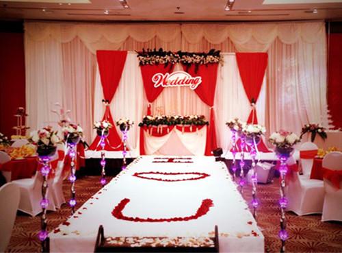 韩式婚礼现场布置效果图 如何布置韩式婚礼现场