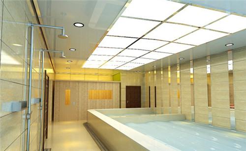 公共浴室装修效果图 让公共浴室有家的感觉
