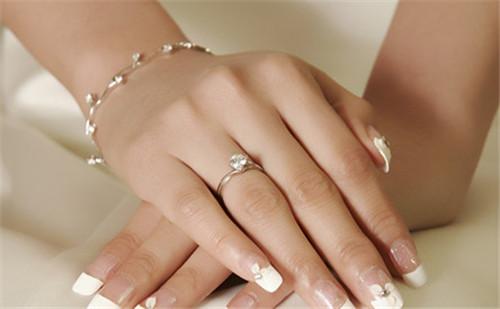 女的结婚戒指戴哪个手指 各个手指戴戒指的不同含义图片