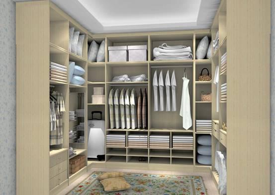 衣柜内部设计图 衣柜内部结构图